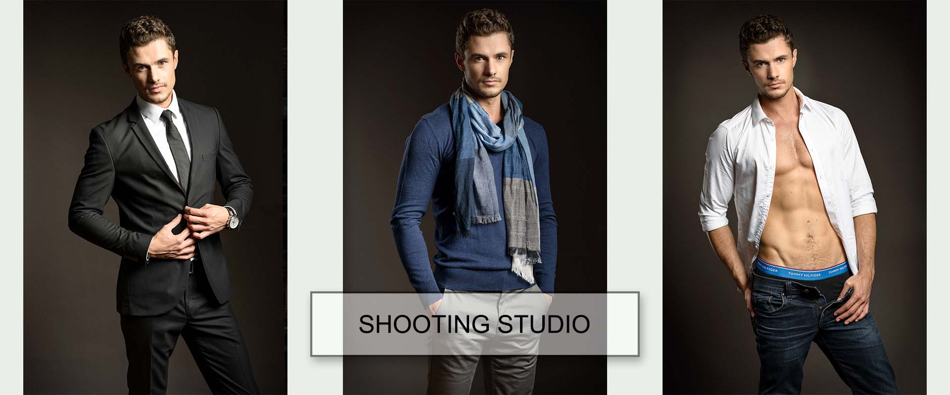 shooting studio homme lille
