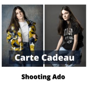 Carte Cadeau Shooting Ado
